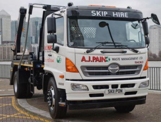 AJ Pain Waste Management Ltd logo