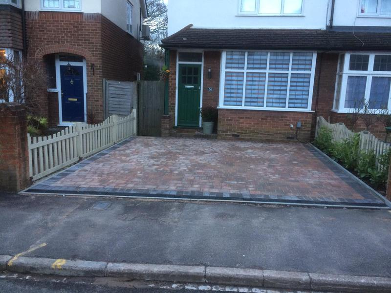 Image 18 - Block paving in St Albans