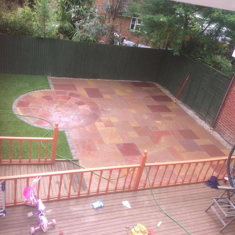 Image 19 - Patio in stevenage
