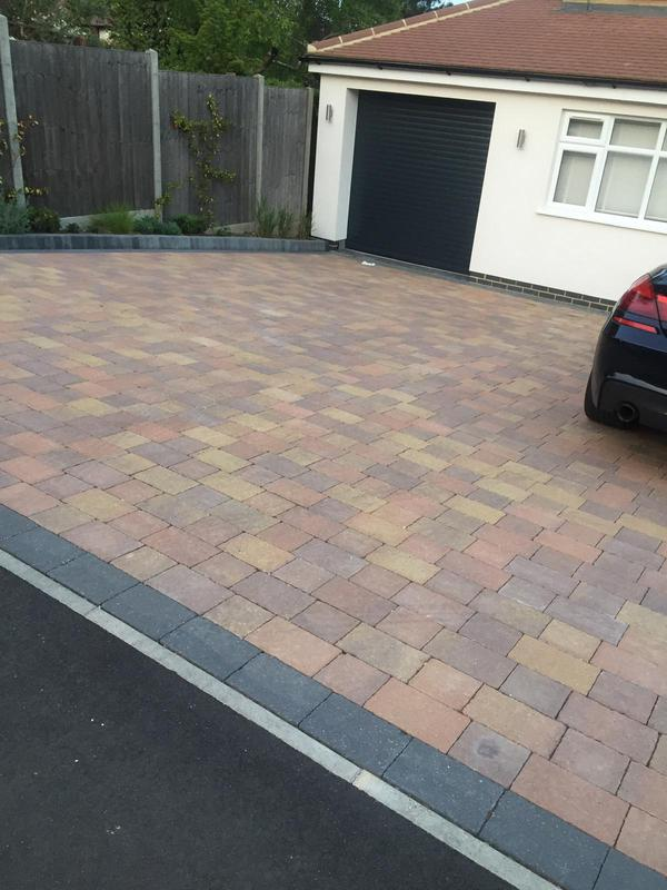 Image 22 - Block paving in St Albans