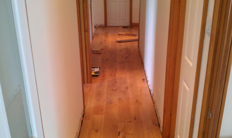 Image 23 - Solid oak flooring