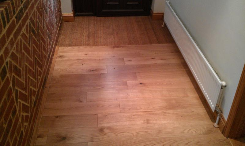 Image 25 - solid oak flooring