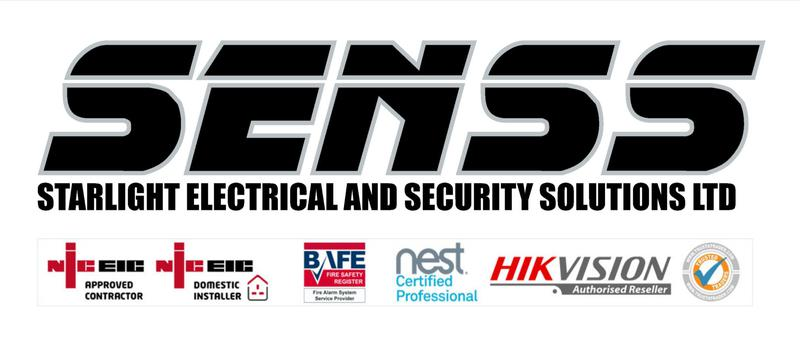 Starlight Electrical & Security Solutions Ltd logo