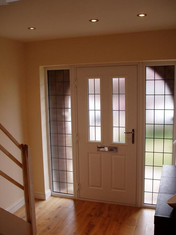 Image 11 - Composite door,inside view