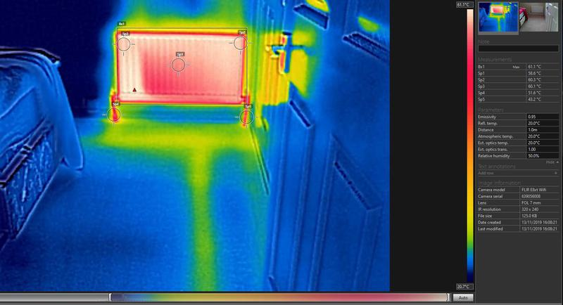Image 11 - Using Thermal Imaging To Determine Pipe Locations