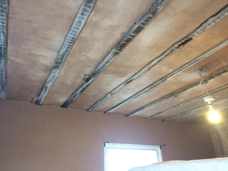 Image 4 - Ceiling plastered between joists for a traditional finish by DKM Developments Ltd, builders Great Dunmow Essex