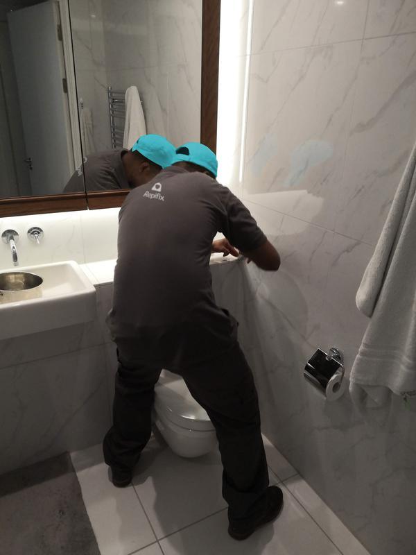 Image 2 - Bathroom renovation - finishing touches!