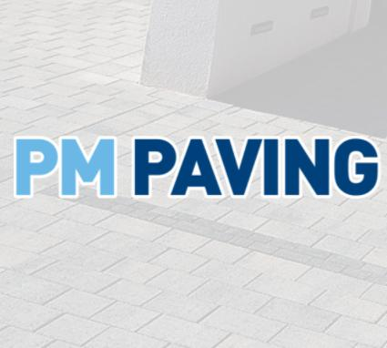 PM Paving Landscaping Services logo