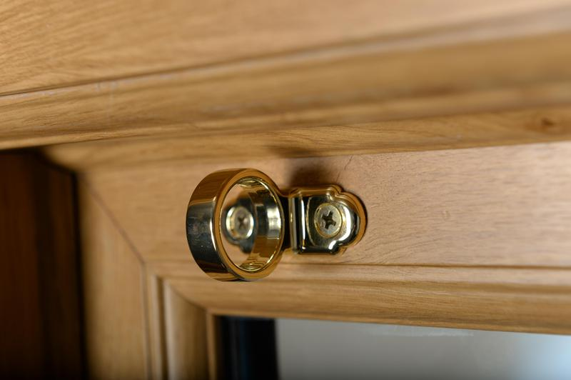 Image 11 - Pole Eyes are used for opening and closing the top sash