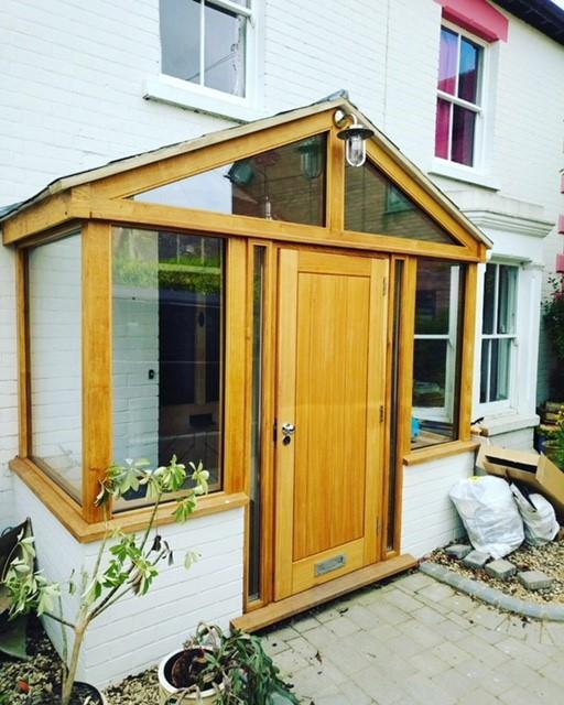 Image 2 - Oak Frame Porch