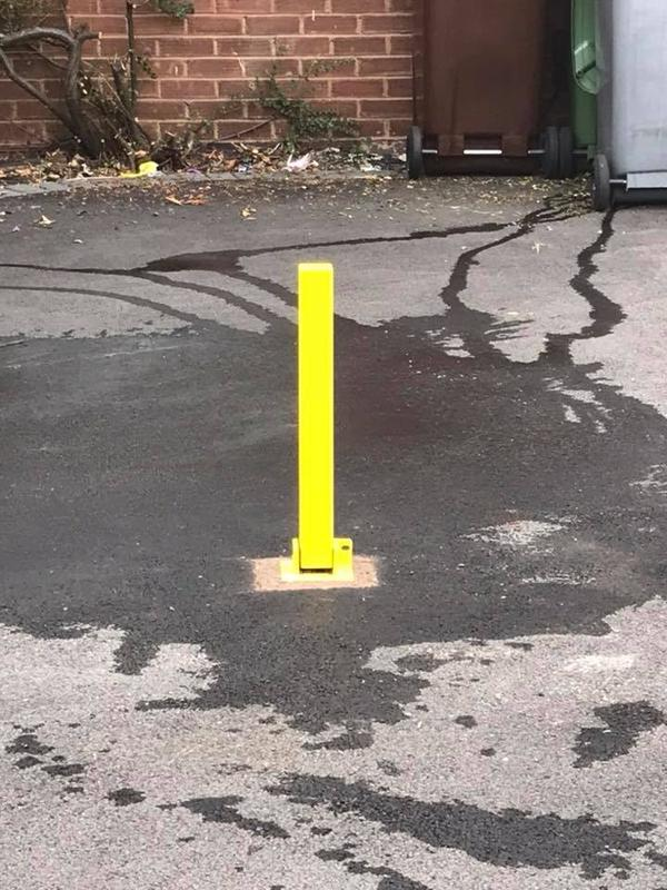 Image 15 - we supply and install driveway bollards