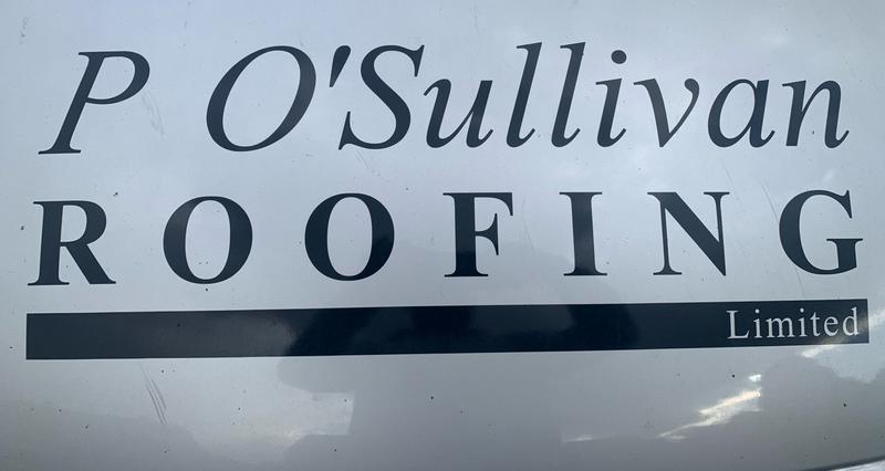 P O'Sullivan Roofing Limited logo