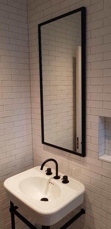 Image 45 - Powder Coated Mirror + frame