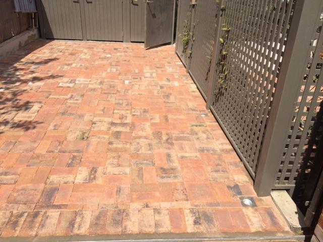 Image 7 - Block paving driveway