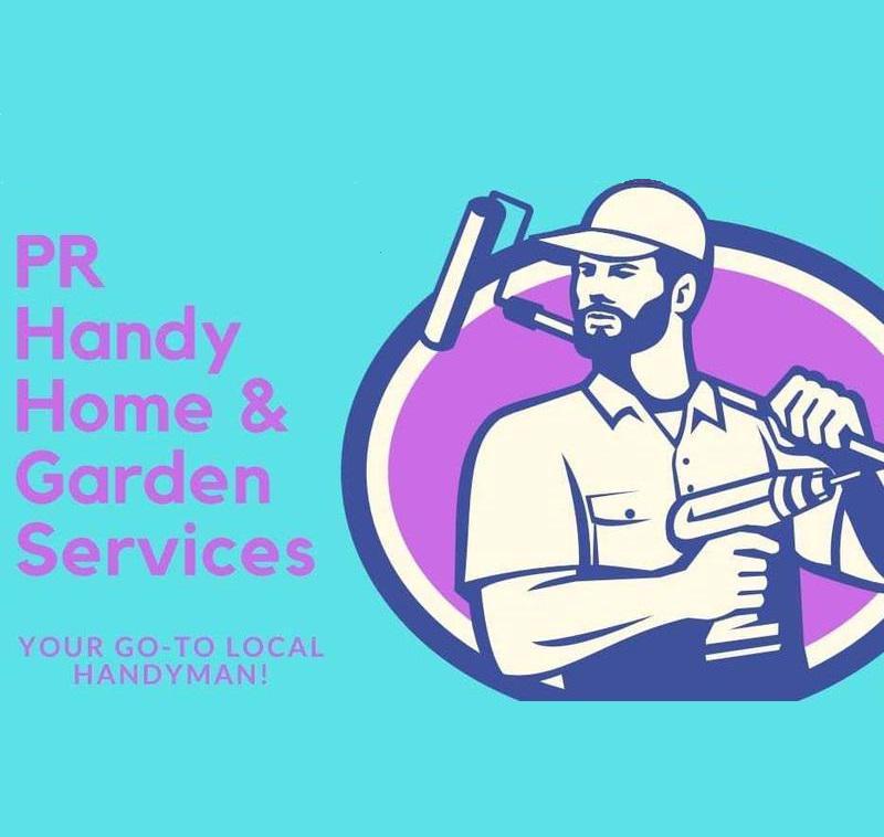 PR Handy Home & Garden Improvements logo