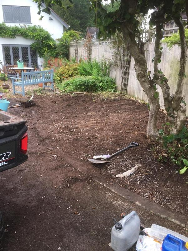 Image 31 - Pre-Turf Groundwork Preperation...