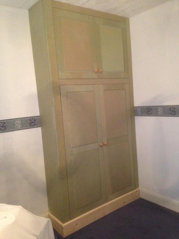 Image 45 - Boiler cupboard
