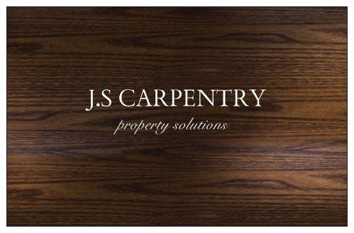 J.S Carpentry logo