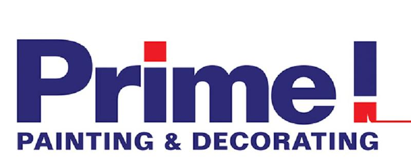 Prime Painting and Decorating logo