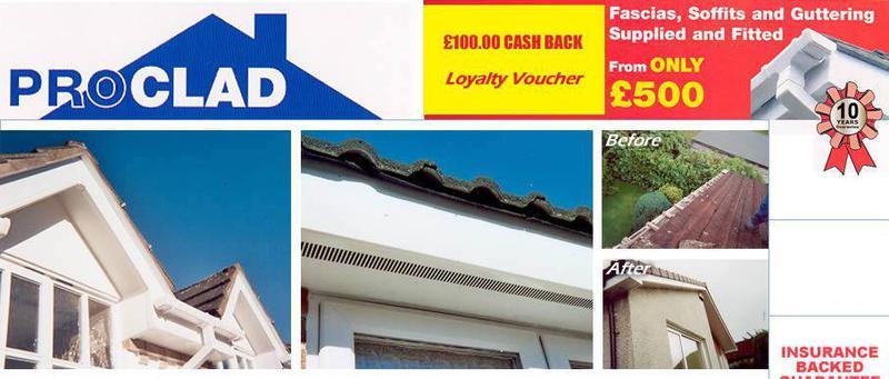 Proclad - Professional Roofing Ltd logo
