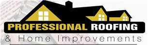 Professional Roofing & Home Improvements logo