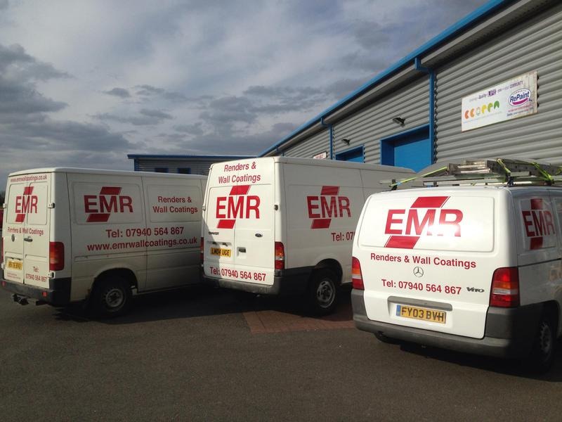 EMR Renders & Wallcoatings Ltd logo