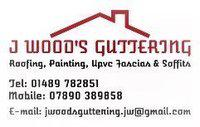 J Woods Guttering & Property Repairs logo
