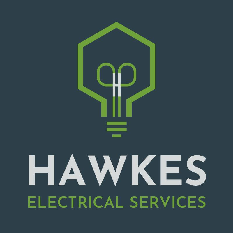 R Hawkes Electrical Services logo