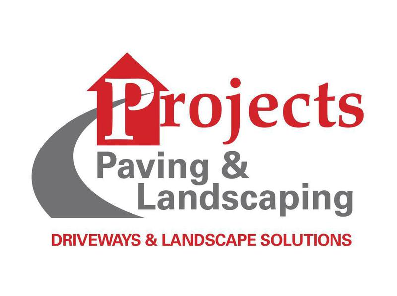 Projects Paving and Landscaping logo