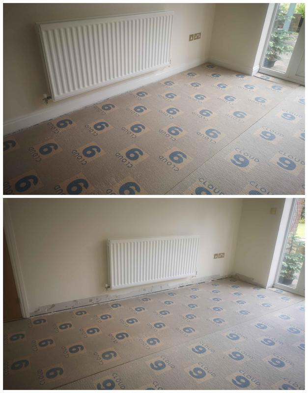 Image 55 - before and after skirting boards Epsom