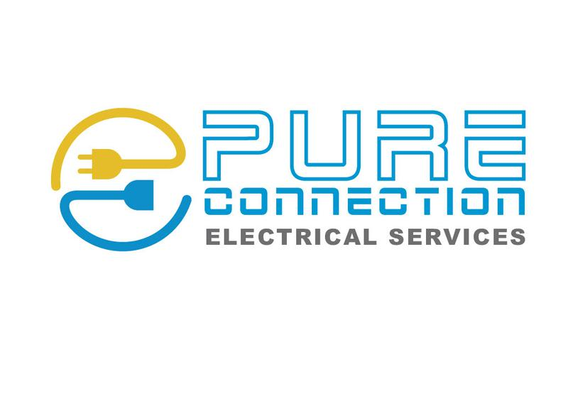 Pure Connection Electrical Services logo