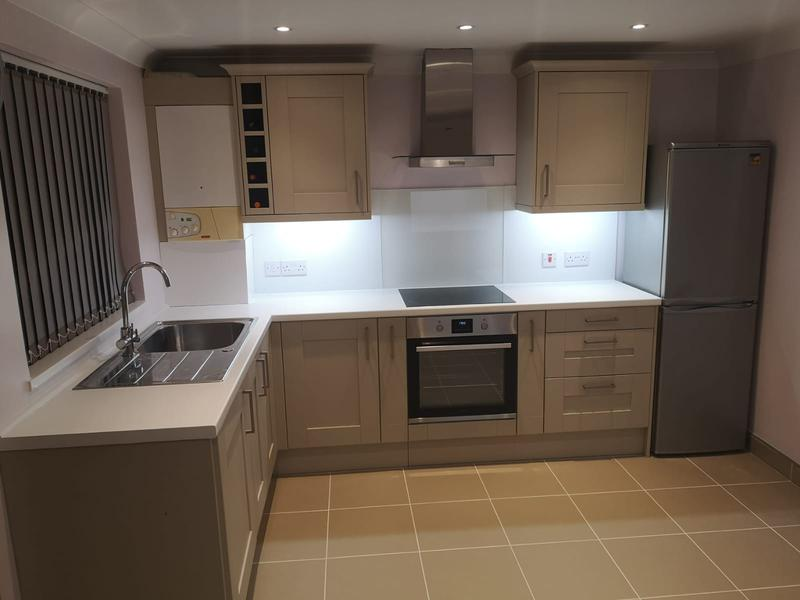Image 54 - After full kitchen renovation, Greenwich, SE10