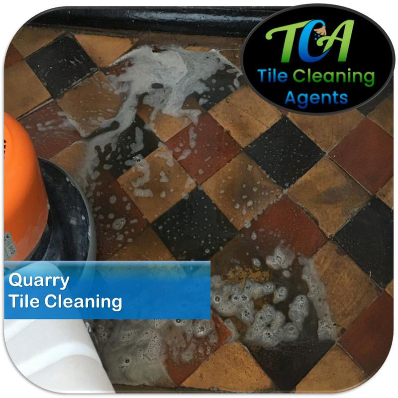 Image 9 - Quarry tile cleaning and sealing service