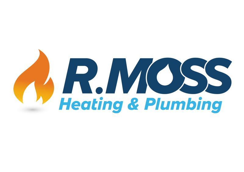 R Moss Heating & Plumbing logo