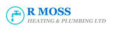 R Moss Heating & Plumbing logo