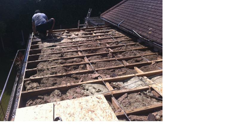 Image 1 - Stripped As new Insulation was to be fitted