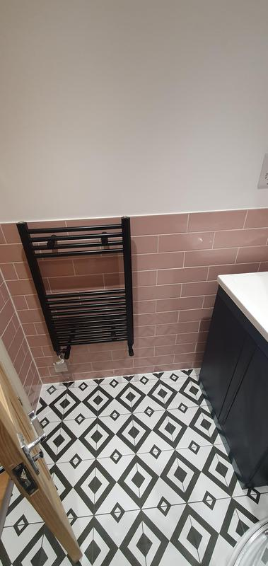 Image 7 - New Towel Rail (Part of complete new bathroom installation)