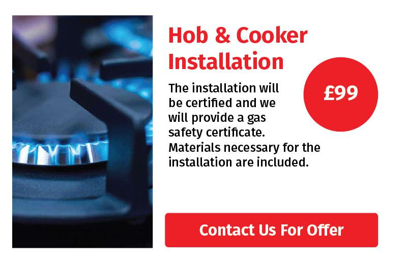 Image 9 - 10% OFF from for hobs and free standing cooker.