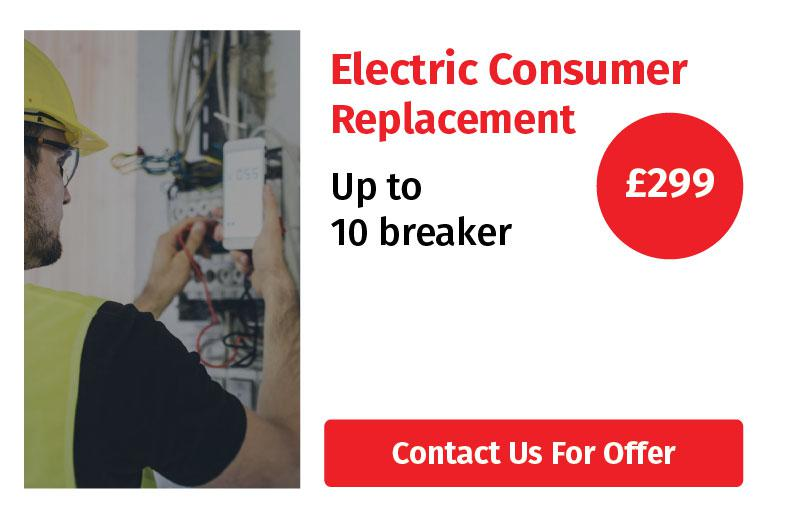 Image 7 - 10% OFF from consumer unit installation
