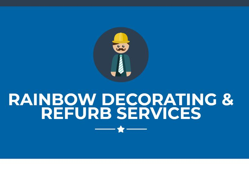 Rainbow Decorating Services logo