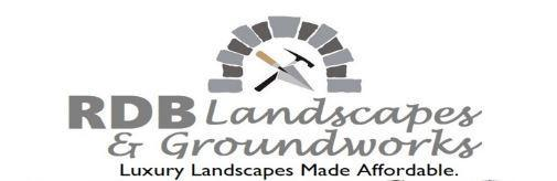 RDB Landscapes & Groundworks logo