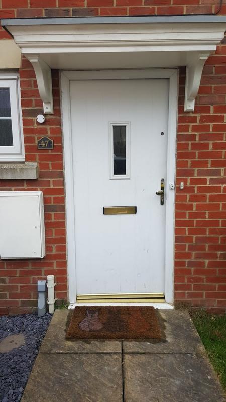 Image 8 - Door Respray, Before