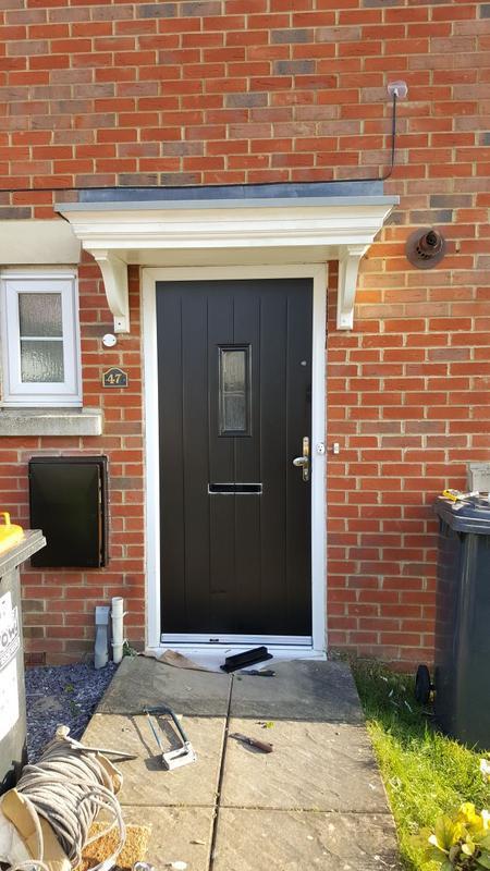 Image 7 - Door Resprayl, After