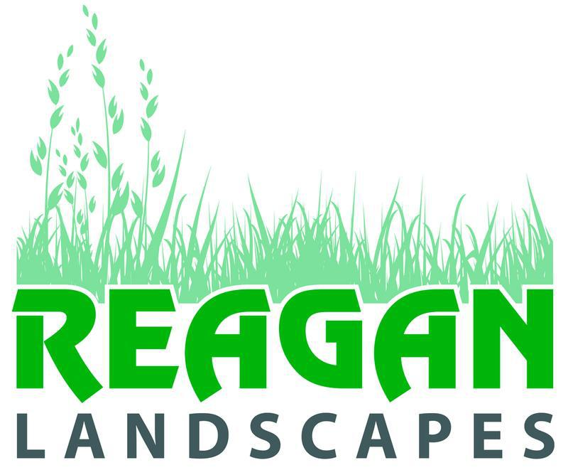 Reagan Construction and Landscapes logo