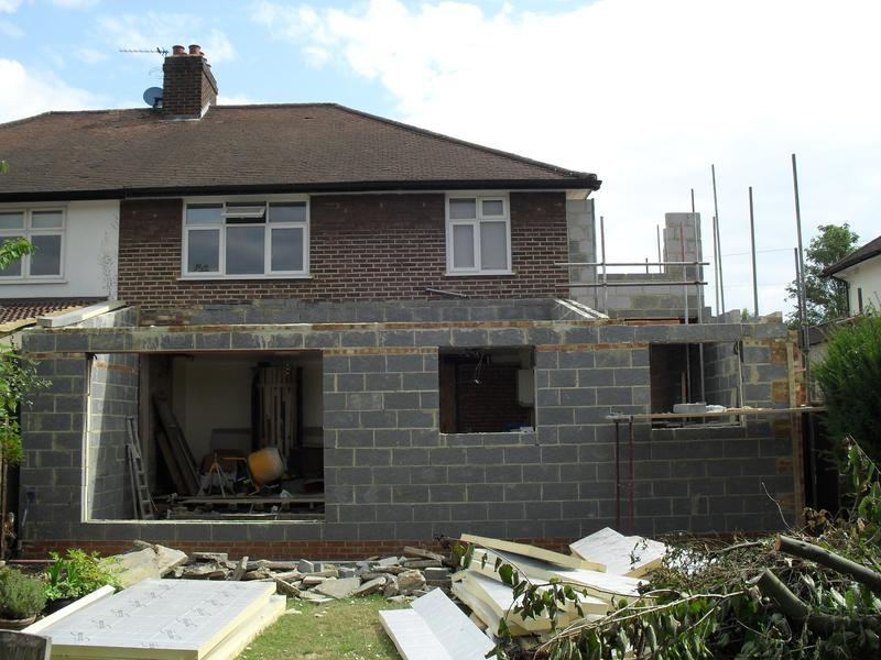 Image 7 - Rear extension during