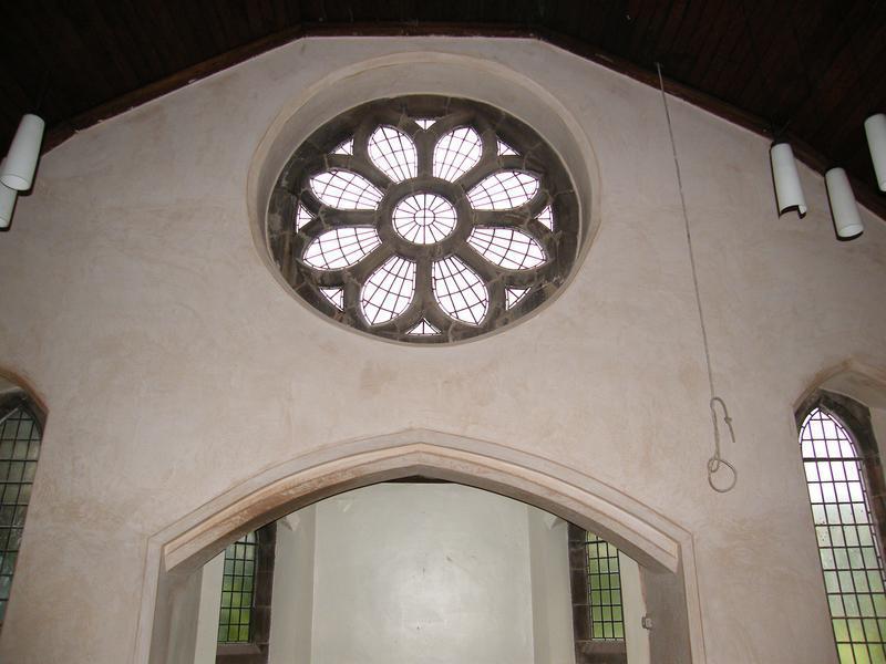 Image 6 - St Philips church following repairs