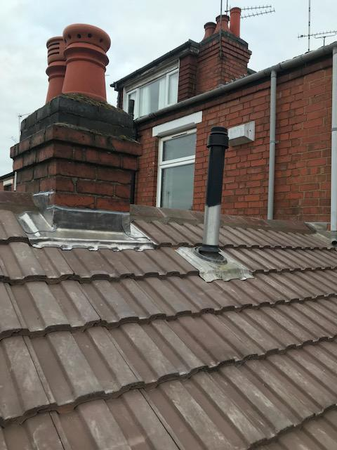 Image 43 - Kitchen roof covering replacement. Completed February 2019. Earlsdon.