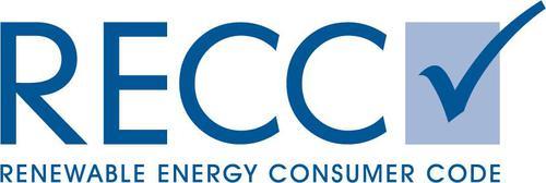 Renewable Energy Consumer Code (RECC) logo