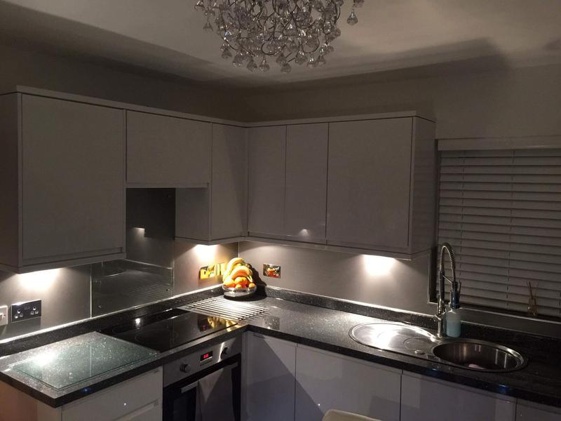 Image 4 - Kitchen in Southport, night time