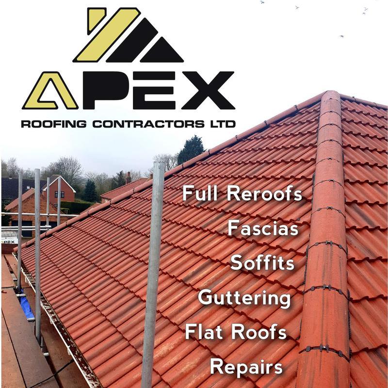 Apex Roofing Contractors logo